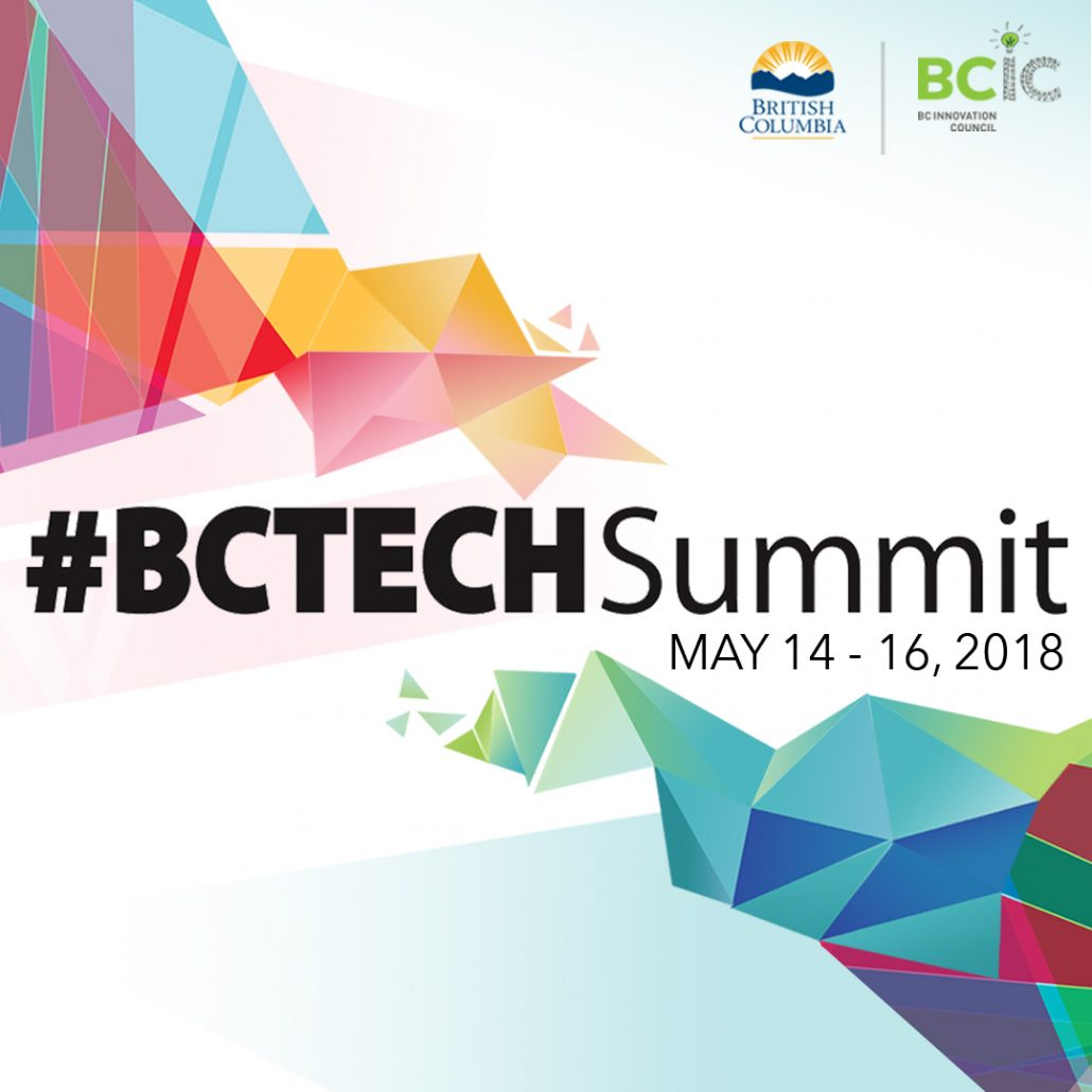 BCTECH Summit 2018 in Vancouver