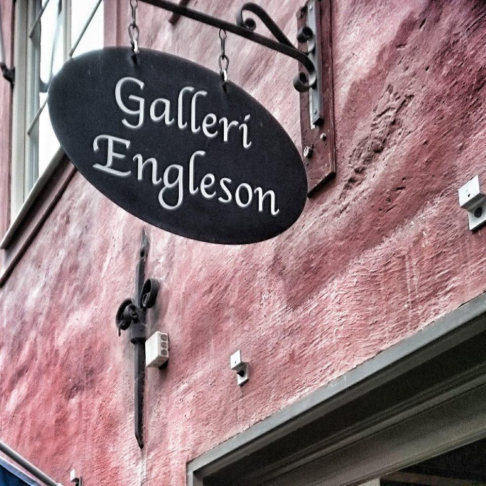 galleri skilt