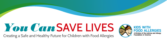Kinds With Food Allergies - You Can Save LIves