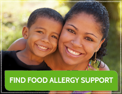 Kids With Food Allergies - Find food allergy support
