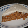 Kay's Carrot Cake