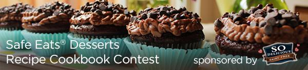 Safe Eats® Desert Recipe Cookbook Contest