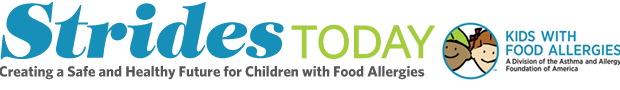 Kids With Food Allergies