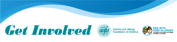 Asthma and Allergy Foundation of America Breath eNewsletter