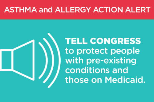 Tell Congress to protect people with pre-existing conditions and those on Medicaid