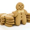 Gingerbread Cookies: Egg-Free, Milk-Free, Gluten-Free Recipes