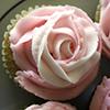 Easy Cupcake Rosettes