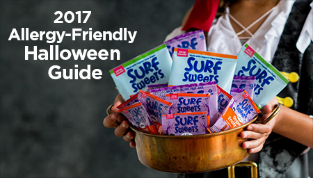 2017 Allergy-Friendly Halloween Candy Guide