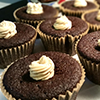 Chocolate & No Nut Butter Cupcakes