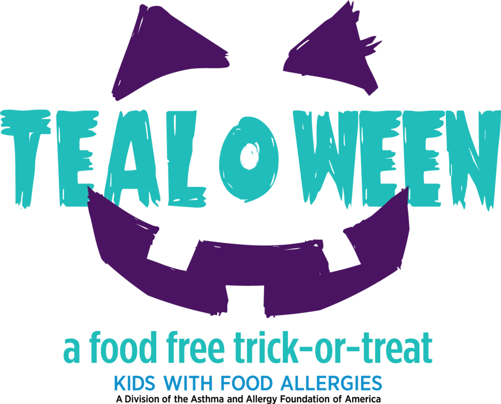 TEALOWEEN Food-Free Trick-or-Treat
