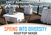 SPRING INTO DEVERSITY | ROOFTOP MIXER