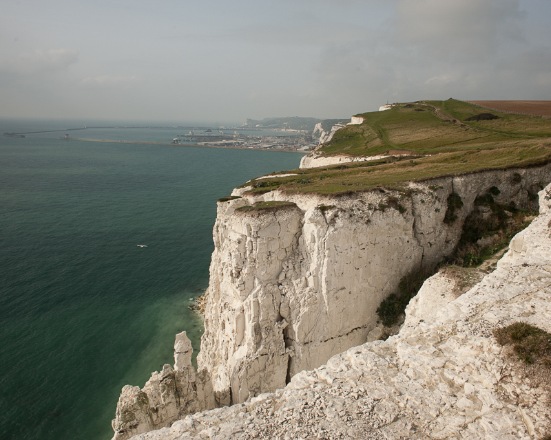 The White Cliffs at Dover
