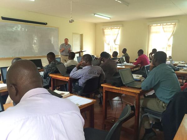 Teaching at CAPA