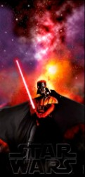 VELUX DKL Blackout Blind - Darth Vader