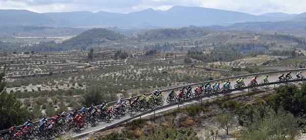 La Vuelta rondom Orihuela, Costa Blanca (2017)