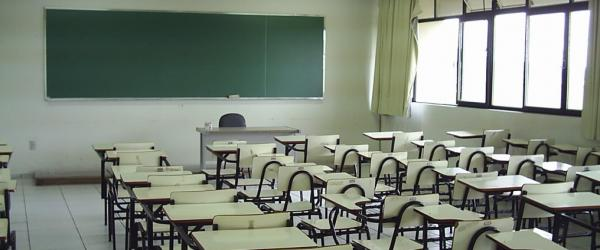 lege klaslokalen ivm de hitte - costa blanca juni 2017
