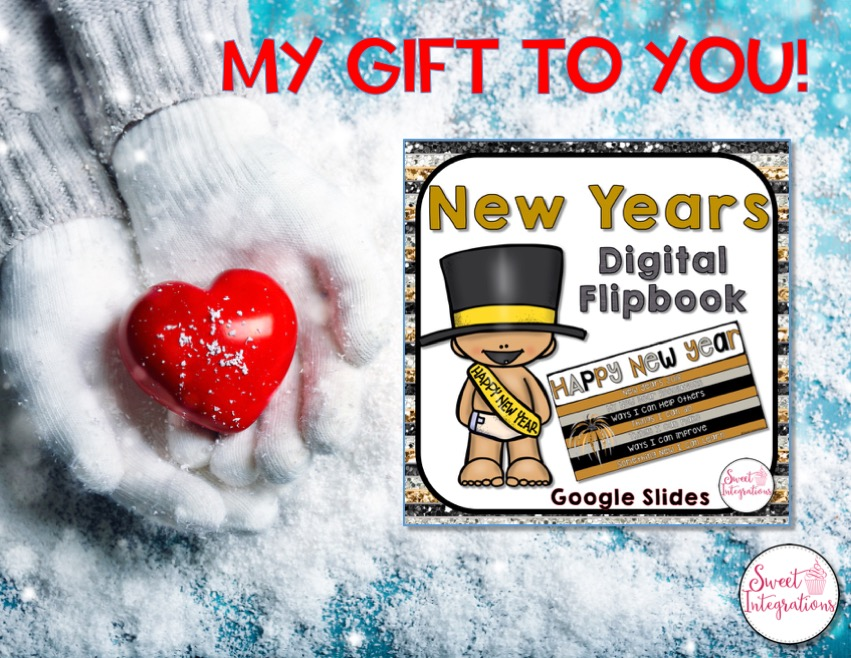 Sign up to get your FREE New Year's Digital Flipbook!