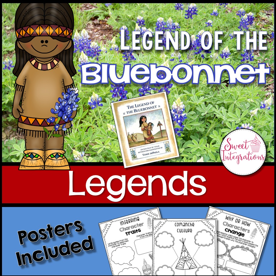 Legend of the Bluebonnet Product Cover