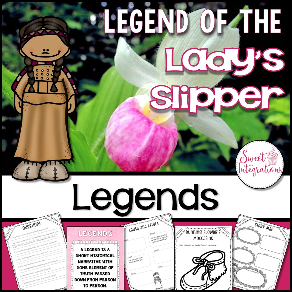 Legend of the Lady's Slipper Product Cover