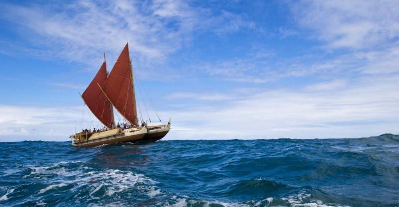 Hokulea - Outrigger Canoe