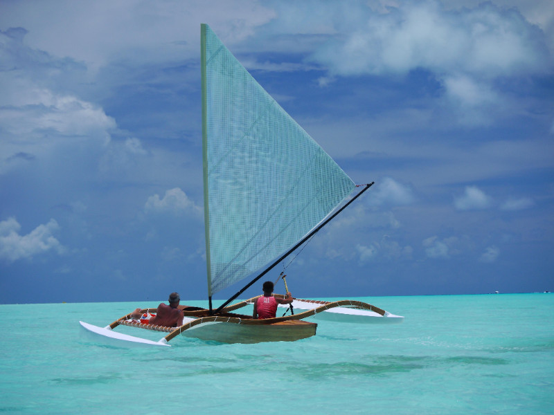 Bora Kontiki lagon - Lagoon Discovery