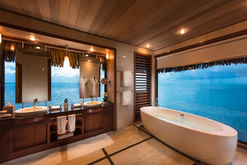 Conrad Bora Bora Nui - Royal Pool Overwater Villa