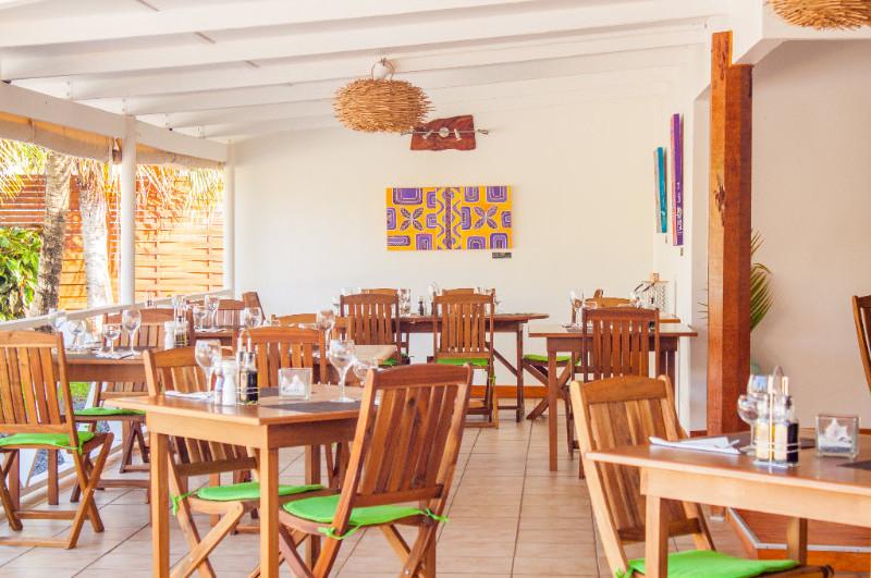 Villa Ixora Restaurant