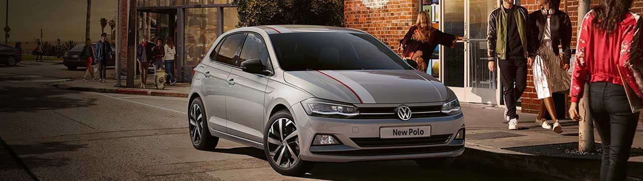 Camo-Free Spy Shots of the New VW Polo and Vento Are Circulating