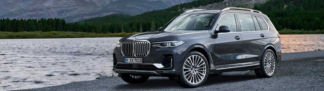 Electric BMW X7 Could Have Hydrogen Power
