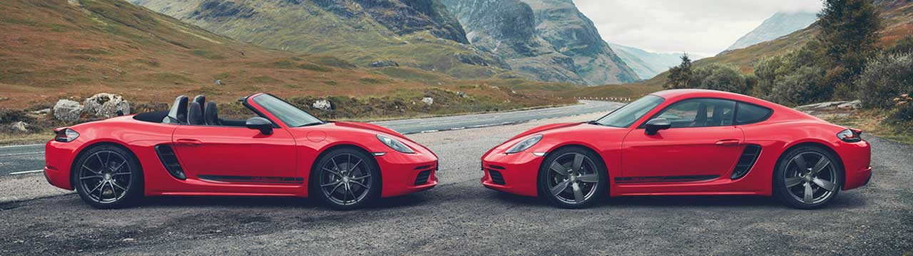 Potential Electrifying News for the 2022 Porsche 718 Boxster & Cayman Models