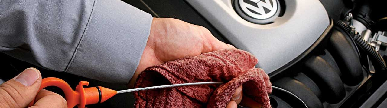 How to Change the Oil in Your Volkswagen Vehicle