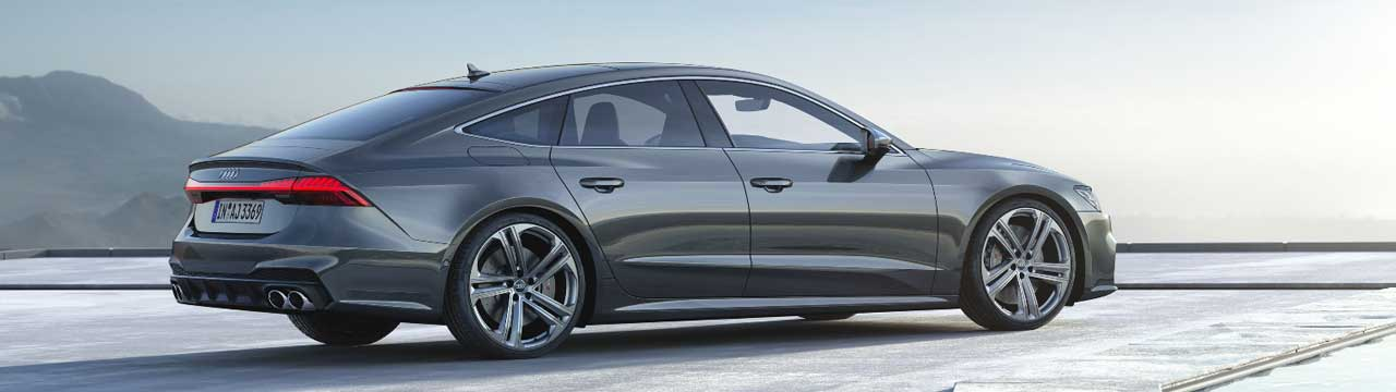 2020 Audi S6 and S7: More Torque, Fewer Cylinders Than Before