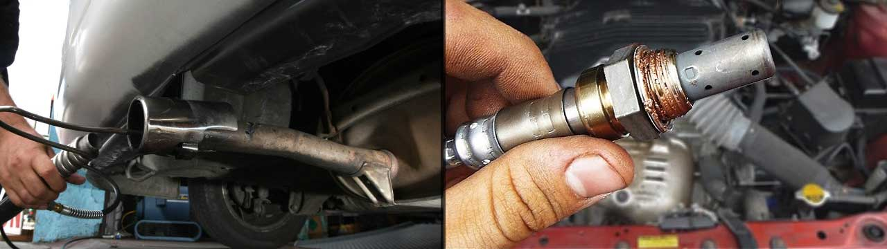 the importance of oxygen sensors in passing emissions