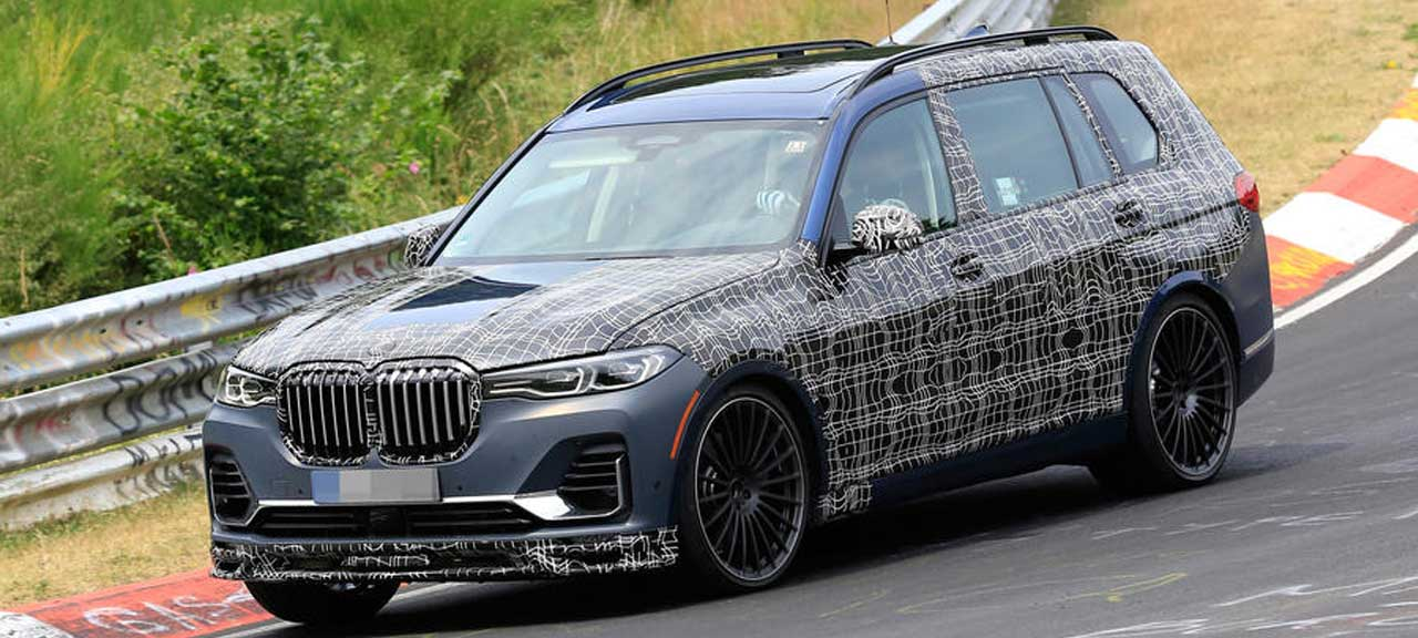 BMW XB7 Will Combine the Luxury of the X7 SUV With the Power of the B7 Sedan