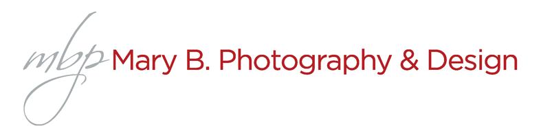 mary b photography logo
