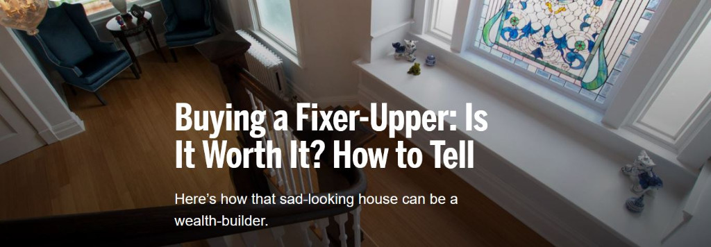 Buying a Fixer-Upper: Is It Worth It? How to Tell