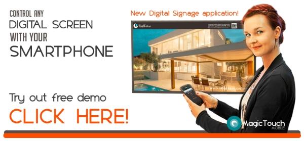 FirstView Digital Signage
