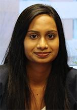 Pictured: Marishka Pereira, Program Advisor