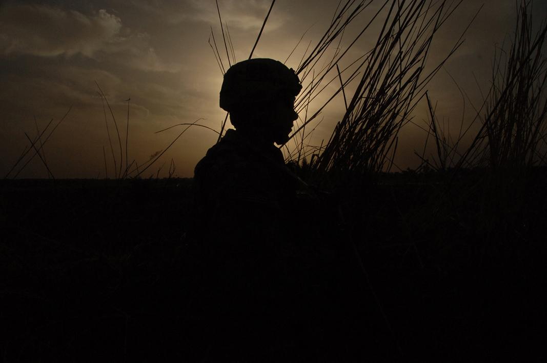 U.S. Army photo by Spc. Richard Del Vecchio