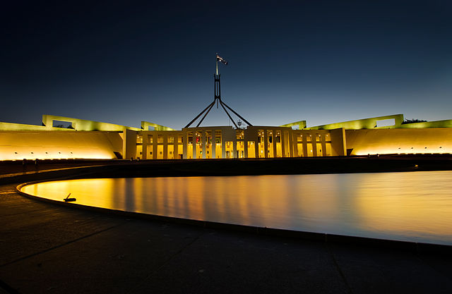 Parliament House Canberra | Stage 88 | Sam Ilic