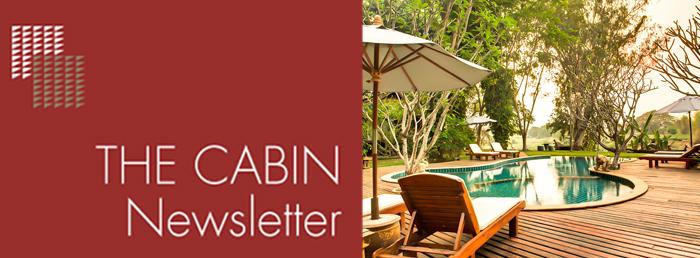 The Cabin Newsletter