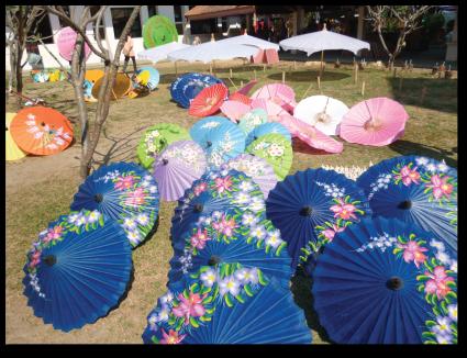 Thai Parasol Factory