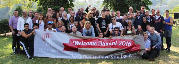 The Cabin Chiang Mai 2016 Alumni Reunion