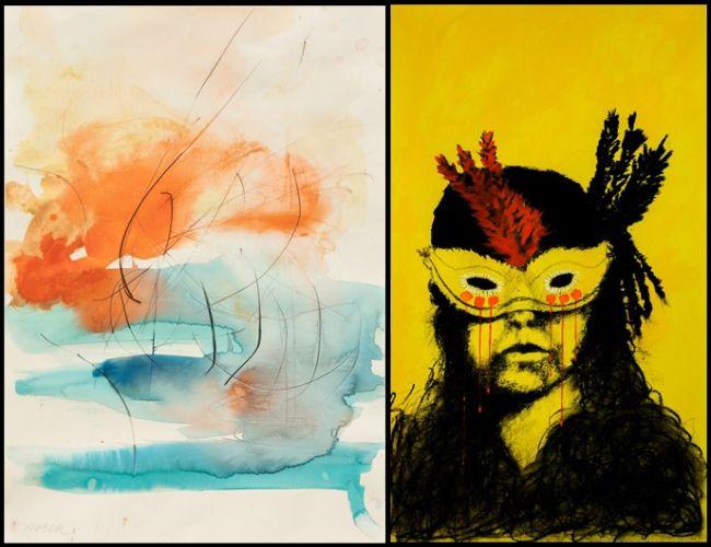 Mary Jo Mann, Heather McGeachy - Gallery 114