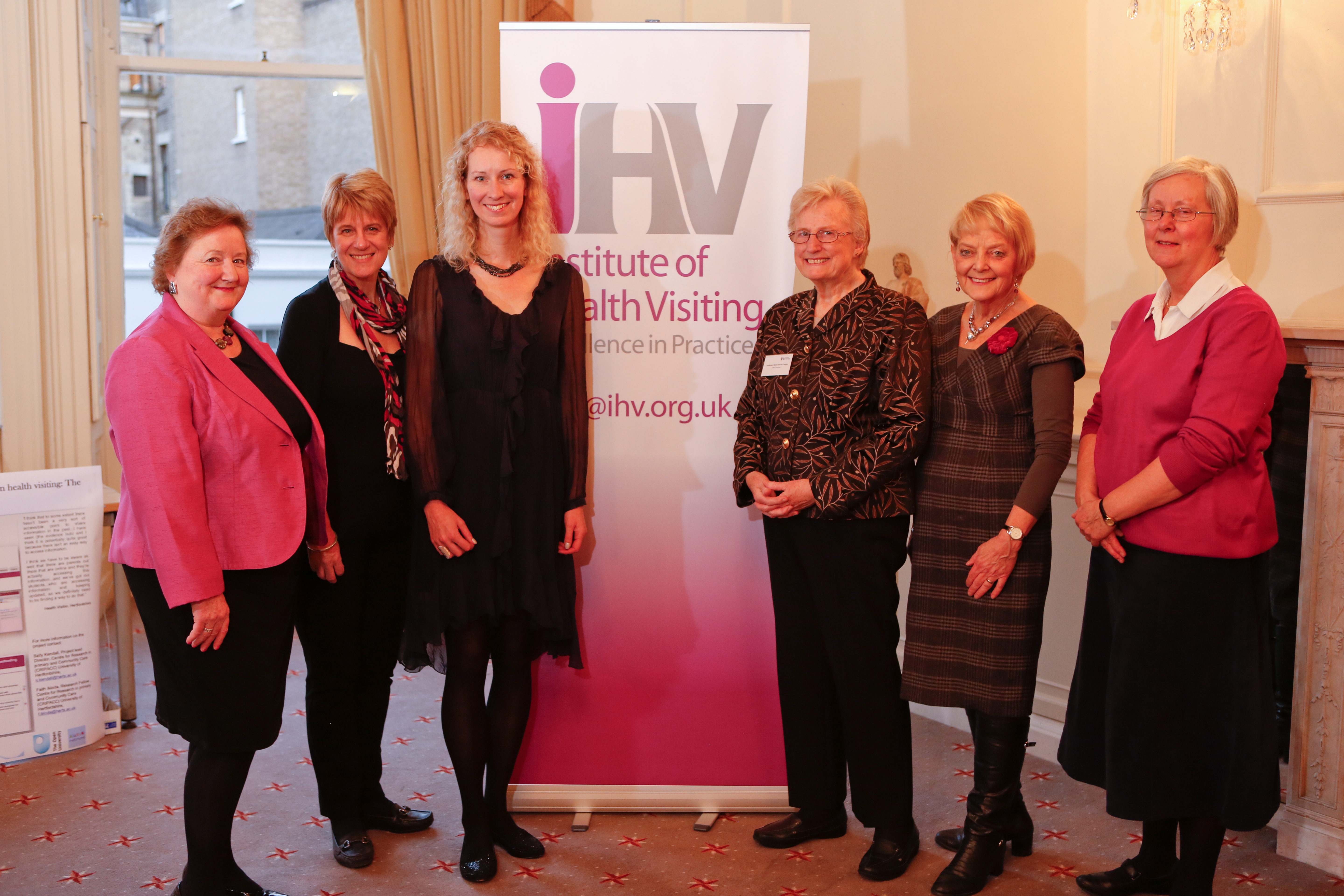 iHV trustees at Event