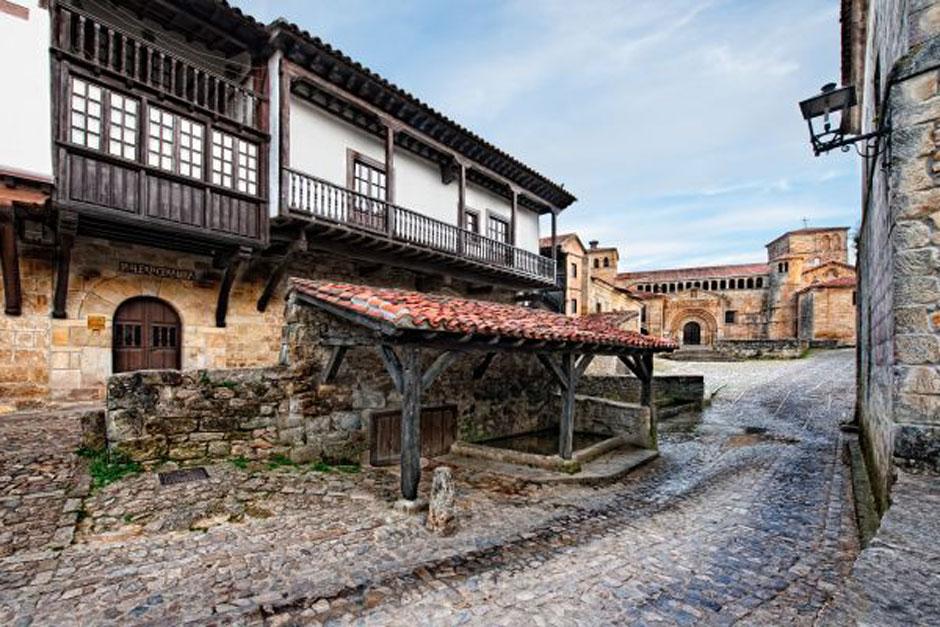 Santillana del Mar Capital del Turismo Rural 2019 en Tu Gran Viaje