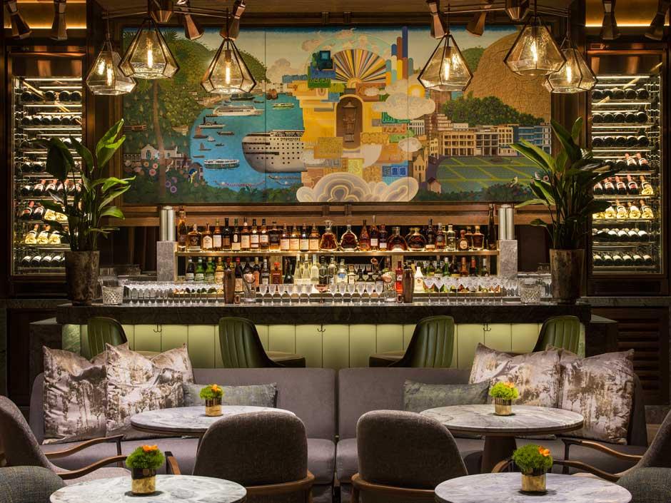 Hotel St Regis Hong Kong Tu Gran Viaje