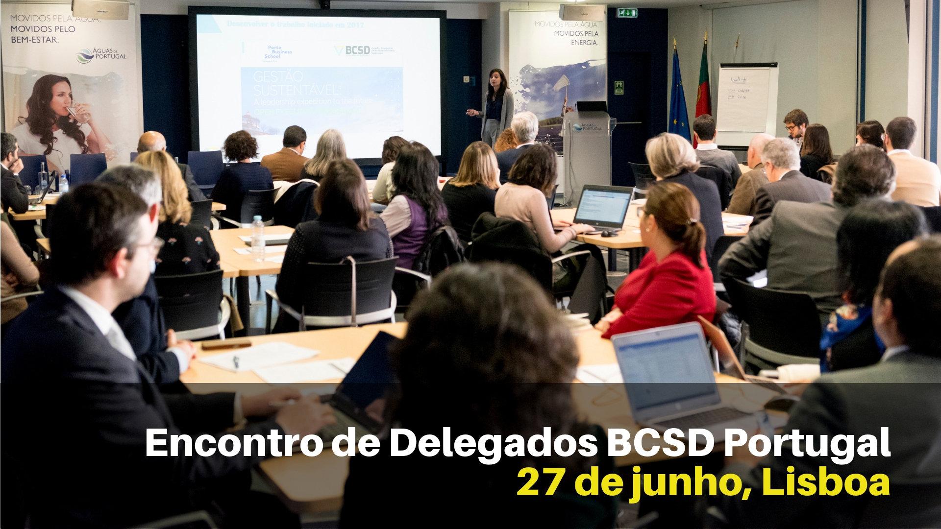 Encontro de Delegados BCSD Portugal