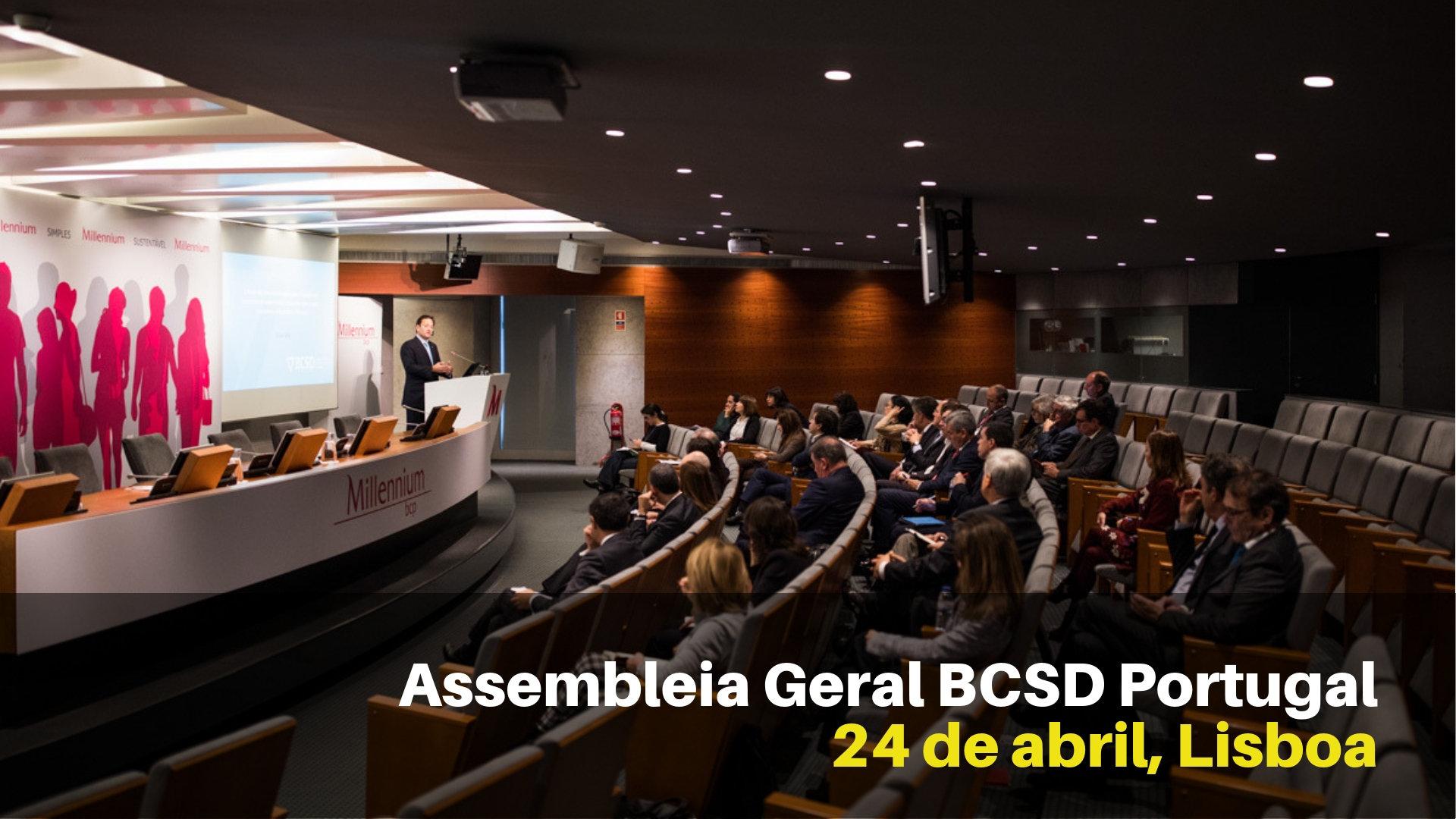 Assembleia Geral BCSD Portugal