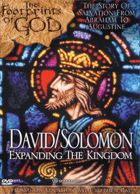 Footprints of God: David/Solomon can be viewed here http://www.ignatius.com/Products/FOGDS-M/footprints-of-god-david-and-solomon.aspx
